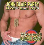 John Blair Party: Nyc's Best DJS Vol. 1