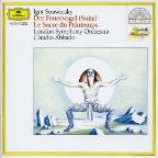 Stravinsky: The Firebird (Suite); Le Sacre Du Printemps