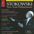 Stokowski: New York Philharmonic, Vol. 1