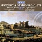 Francesco Saverio Mercadante: Musica Sacra e Stile Operistico