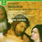 Durufle: Requiem; 4 Motets on Gregorian Themes