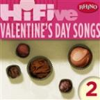 Rhino Hi-Five: Valentine's Day Songs 2