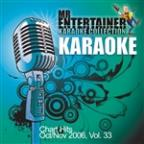 Karaoke - Chart Hits Oct/Nov 2006, Vol. 33