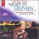 Debussy: Night In Granada, Etc / Simon, Philharmonia