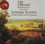 Elgar: Symphony no 1, In the South / Slatkin, London PO