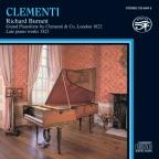 Clementi: Sonatas for piano Op50; Monferrinas Op49