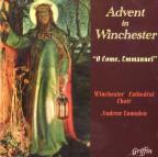 Advent in Winchester: O Come, Emmanuel