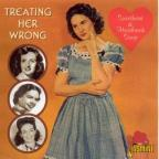 Treating Her Wrong: Sweetheart and Heartbreak Songs