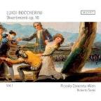 Boccherini: Divertimenti Op. 16, Vol. 1
