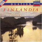Sibelius: Karelia Suite, Tapiola, En Saga, etc / Ashkenazy