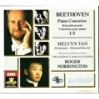 Beethoven: Piano Concerti, Fantasy / Tan, Norrington