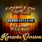 Couple Of Swells (In The Style Of Easter Parade) [karaoke Version] - Single