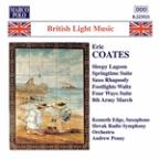 British Light Music - Coates: Sleepy Lagoon, etc / Penny
