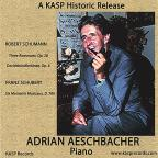 Adrian Aeschbacher Schumann and Schubert