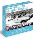 Lemon Popsicles and Strawberry Milkshakes: Welcome to the 60s