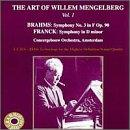 Art Of Willem Mengelberg Vol. 1
