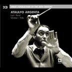 Great Conductors Of The 20th Century - Ataúlfo Argenta