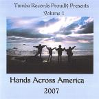 Hands Across America 2007 Vol.1