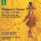 Music for Dancing at the Court and at the Opera / Reyne