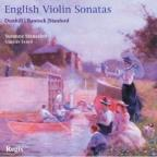 English Violin Sonatas