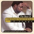 New Gospel Legends: The Best of Thomas Whitfield