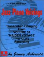 "Jazz Piano Voicings - Volume 54 ""Maiden Voyage"""