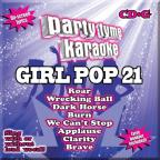 Party Tyme Karaoke: Girl Pop, Vol. 21