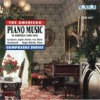 Piano Music in America 1900-1945