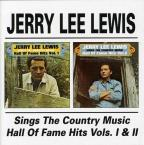 Sings the Country Music Hall of Fame Hits, Vols. 1-2