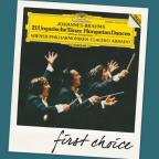 First Choice: Brahms: 21 Ungarische Tänze