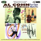 Four Classic Albums Plus: Cohn on the Saxophone/Mr Rhythm/The Jazz Workshop/A Mellow Bit Of