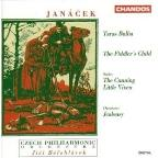 Janacek: Taras Bulba, etc / Belohlavek, Czech Philharmonic