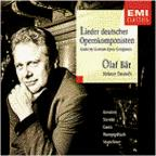 Lieder By German Opera Compose