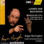 Beethoven: Symphonies Nos. 3 &amp; 4
