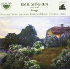 Emil Sjogren: Songs