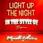 Light Up The Night (In The Style Of Boyzone) [karaoke Version] - Single