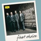 First Choice: Mendelssohn: Octet; String Quartet