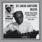 St. Louis Country Blues, 1929-1937