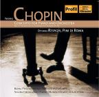 Chopin: Concerto for Piano and Orchestra; Respighi: Pini di Roma