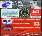 Integrale Django Reinhardt, Vol. 13: Echos of France