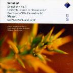 Schubert: Symphony No. 8 'Unfinished'; Incidental Music to Rosamunde; Etc.