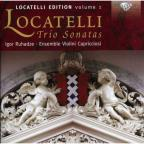 Pietro Antonio Locatelli: Trio Sonatas, Vol. 1