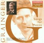 Grainger Edition Vol.12: Songs for Mezz - Soprano