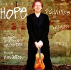 Daniel Hope Plays Schnittke, Takemitsu, Weill