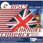 9&10/Karaoke Fun Pack-Top Tunes