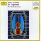 Niccolo Paganini: 24 Capricci For Solo Violin Op. 1