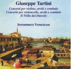 Tartini: Violin Concertos Vol 2 / Interpreti Veneziani