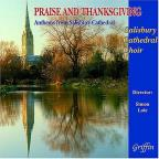 Praise And Thanksgiving:Anthems From