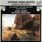 Mercadante, S.: Flute Quartets In A Minor / C Major / E Minor / A Major
