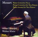 Mozart: Piano Concerto No. 17; Piano Concerto for 2 Pianos; Piano Sonata for 2 Pianos